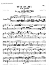 Piano Sonatas No.9 to 16 (Book)
