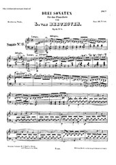 Piano Sonatas No.17 to 24 (Book)