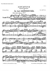 Piano Sonatas No.25 to 32 (Book)