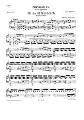 Fantasia No.4 in C minor