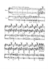Concerto for piano No.1 (for 2 pianos)