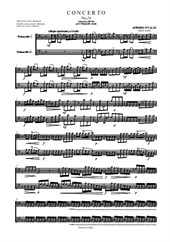 Concerto for two Cellos in G minor