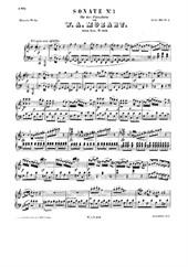 Piano Sonatas No.7 to 12 (Book)