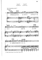 Vedro mentr'io sospiro (for voice and piano)